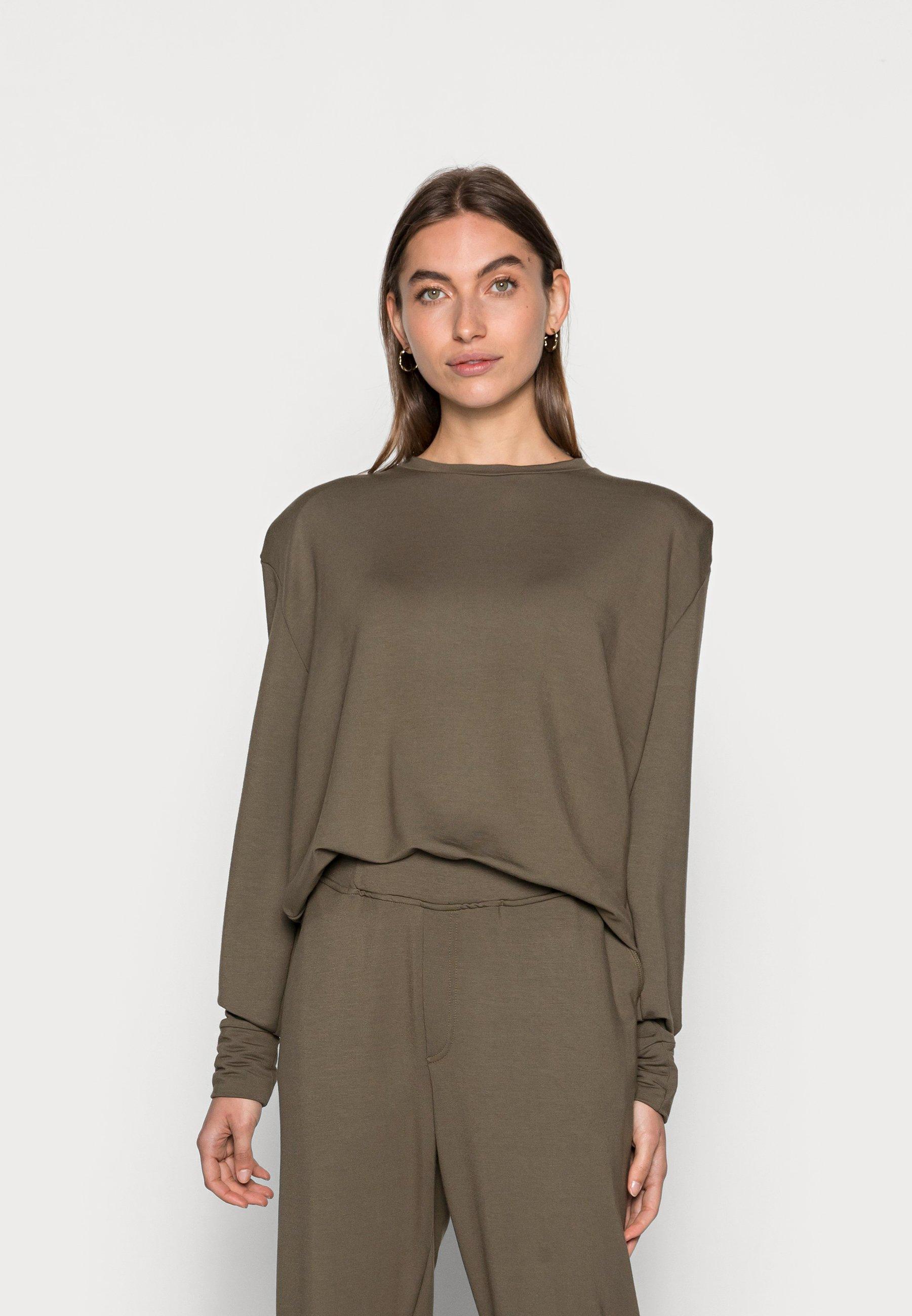 Women LNKIRA SHOULDERPAD - Sweatshirt