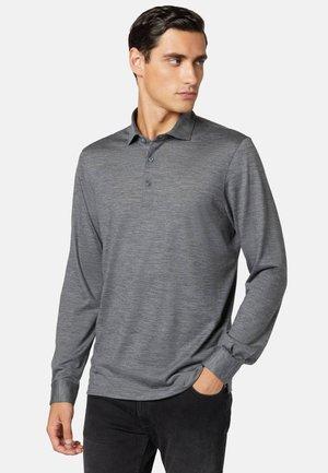 REGULAR FIT - Poloshirt - grey