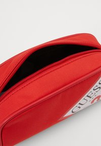 Guess - UNISEX SMALL POUCH - Pencil case - disco pink - 2
