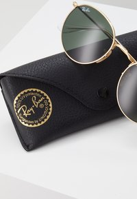 Ray-Ban - ROUND METAL - Sunglasses - grün - 3