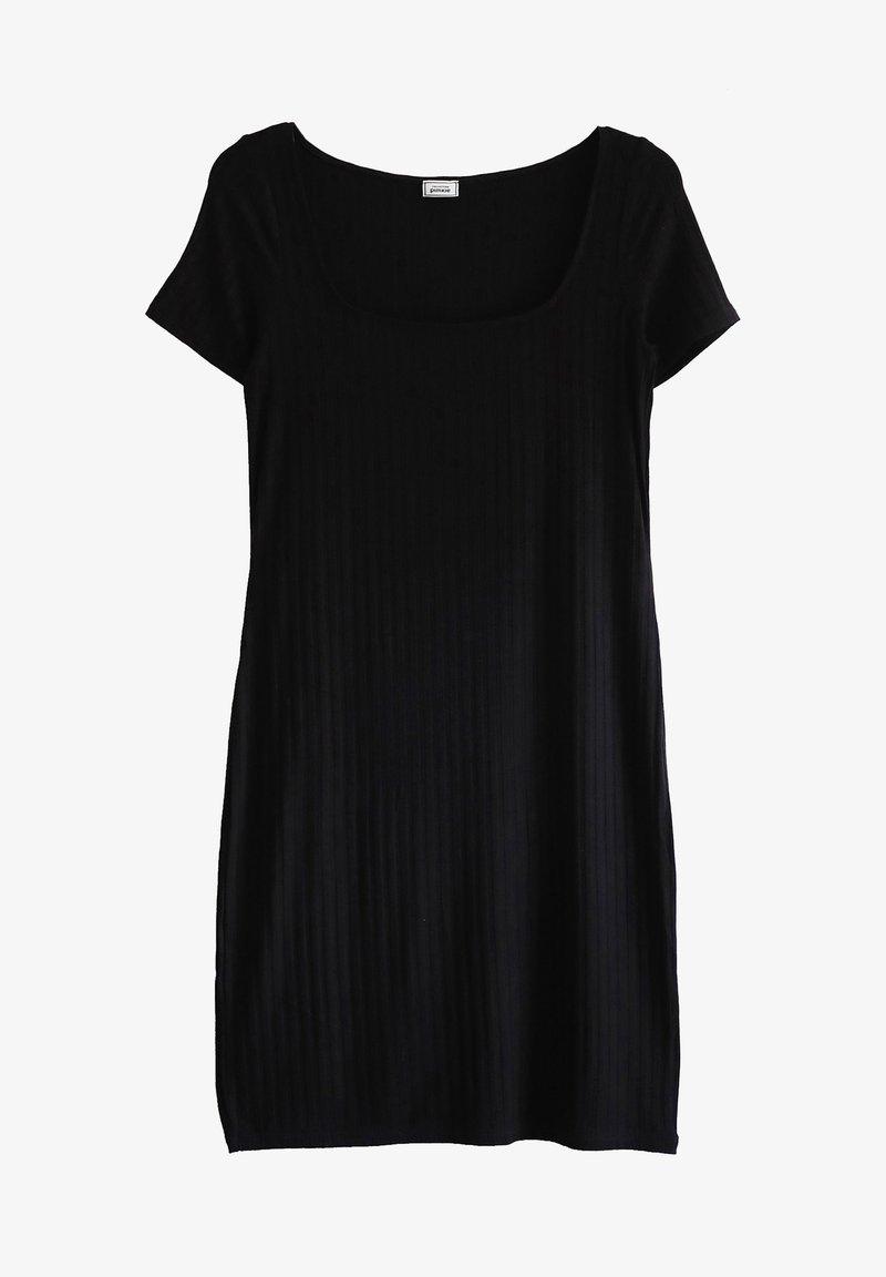 Pimkie - Pletené šaty - schwarz