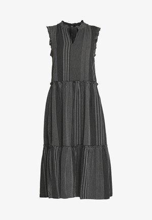 ONLNEW ATHENA DRESS - Denní šaty - black/white