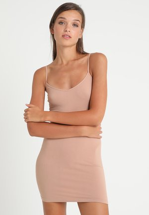 SEAMLESS MINI - Nightie - nude