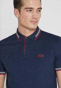 BOSS - PAUL - Polo shirt - navy - 4