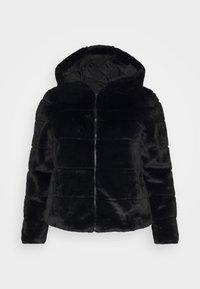 CARCHRIS HOODED JACKET - Light jacket - black