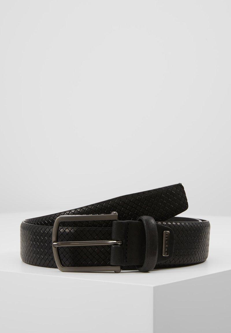 Bugatti - BELTS - Skärp - black