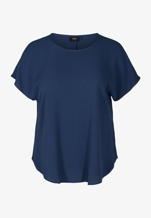 Blouse - mood indigo