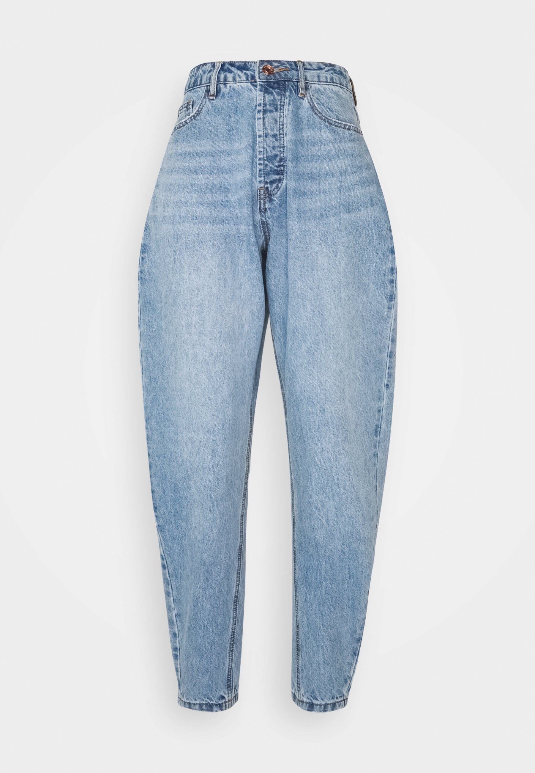 Women CLEAN - Jeans Tapered Fit