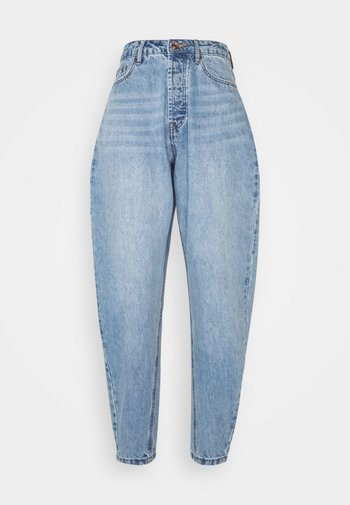 CLEAN - Jeans Tapered Fit - blue