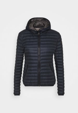 LADIES JACKET - Bunda z prachového peří - navy blue/spike