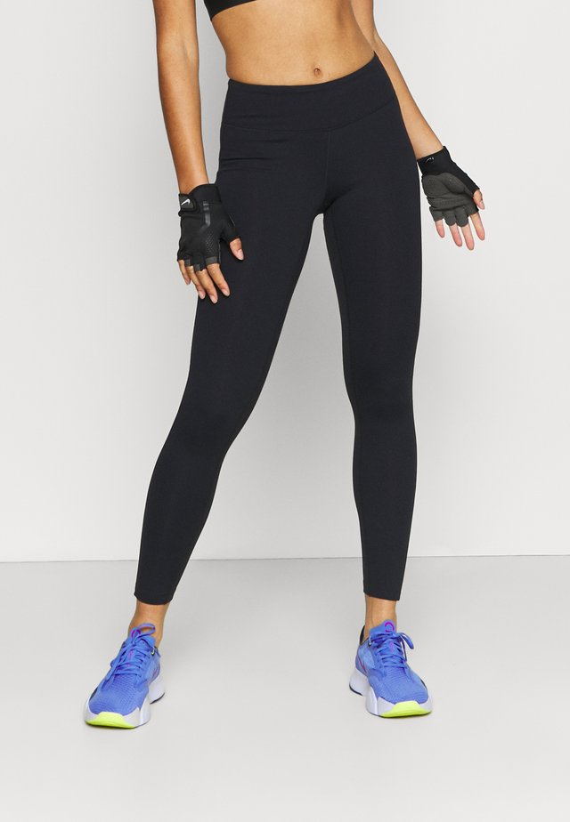 CORE  - Leggings - black