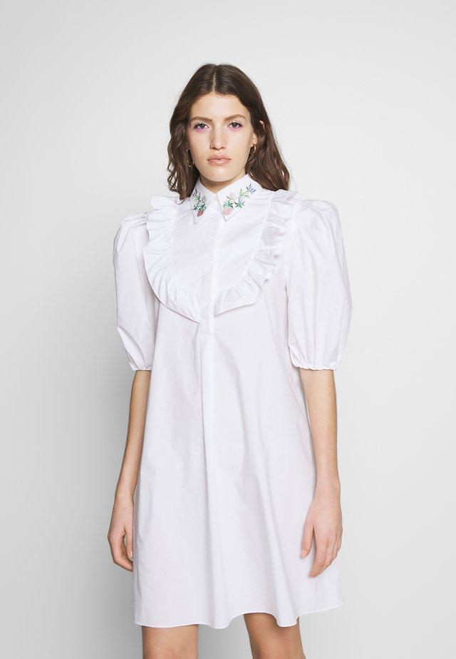 DRESS - Paitamekko - white