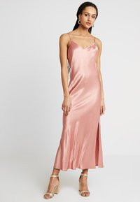Superdry - BIANCA SLIP DRESS - Occasion wear - luxe pink - 0