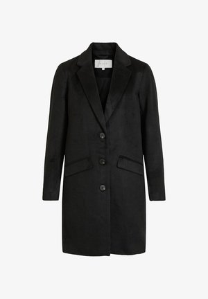 VILEOVITA COAT - Frakker / klassisk frakker - black