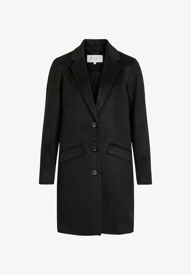 VILEOVITA COAT - Cappotto classico - black