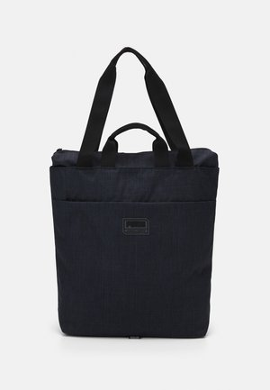 CITY TOTE BAG - Shopping Bag - black heather