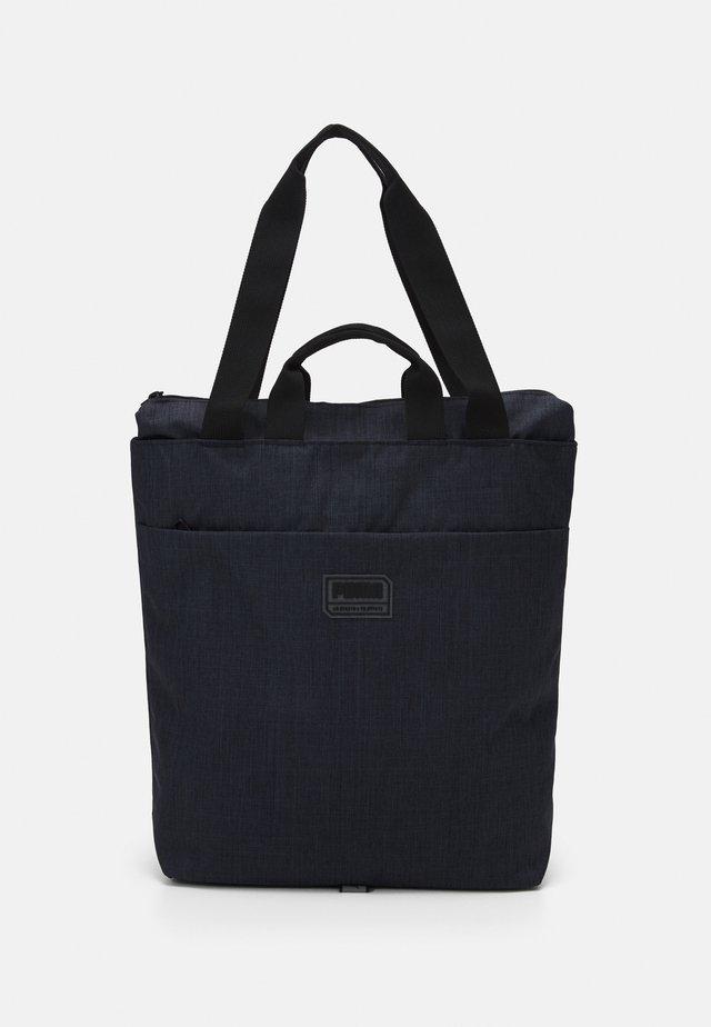 CITY TOTE BAG - Shopping bag - black heather