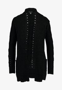 New Look - Kardigan - black - 3