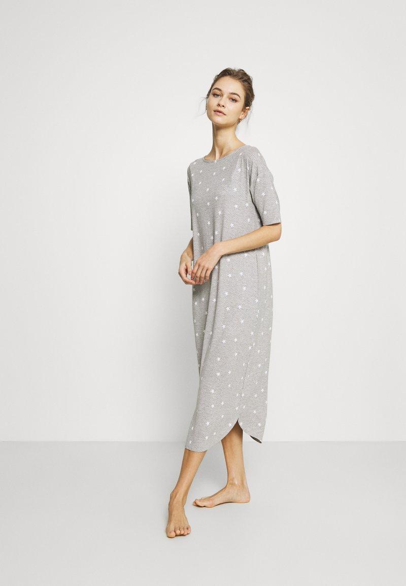 Marks & Spencer London - STAR  - Camicia da notte - grey mix