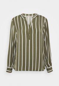 Anna Field - T-shirt à manches longues - khaki - 0