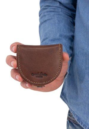 BRIAN - Wallet - dark brown