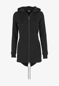 Urban Classics - veste en sweat zippée - black - 1