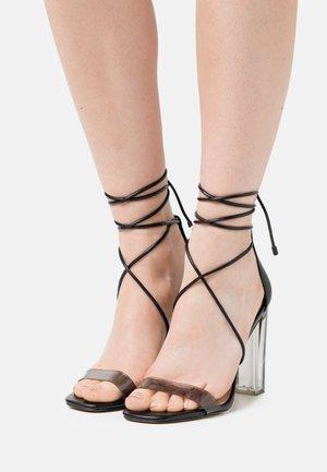 ONARDONIA - Sandals - black