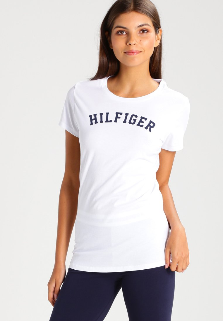 Tommy Hilfiger - TEE - Koszulka do spania - white
