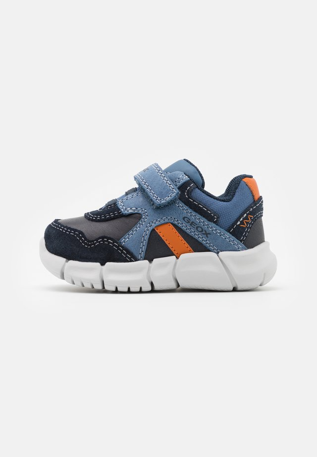 FLEXYPER BOY - Sneakers basse - dark blue/navy