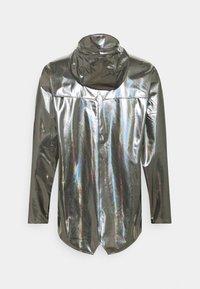 Rains - JACKET UNISEX - Waterproof jacket - holographic steel - 1