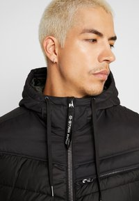G-Star - ATTACC QUILTED JACKET - Overgangsjakker - black - 3