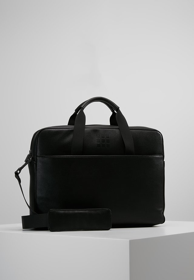 CLASSIC SLIM BRIEFCASE - Mallette - black