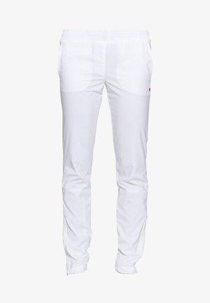 PANT PATTY - Joggebukse - white
