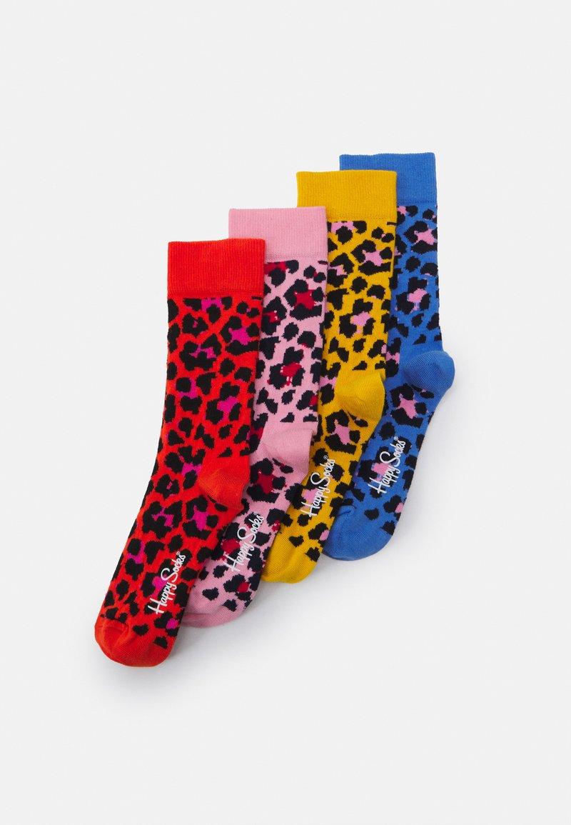 Happy Socks - LEO 4 PACK - Socks - multi