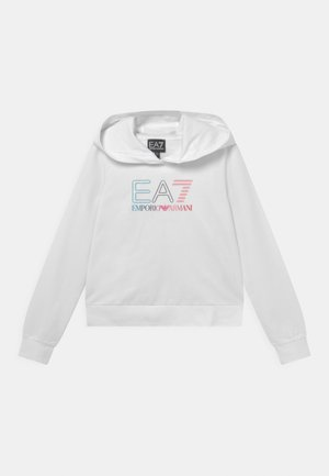 EA7 GIRL - Sweater - white