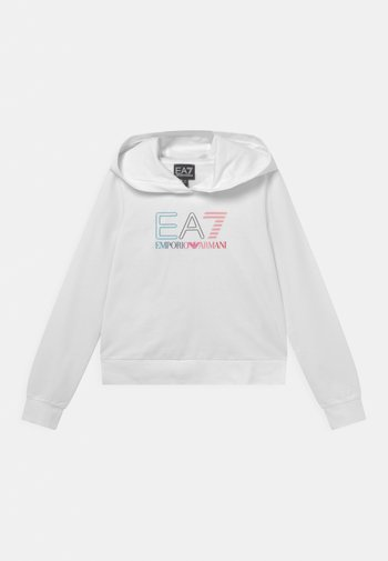 EA7 GIRL - Mikina - white