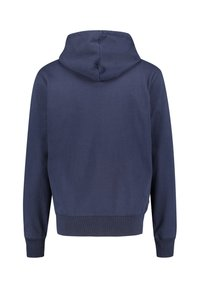 Superdry - SUPERDRY HERREN SWEATJACKE - Zip-up hoodie - dark blue - 1