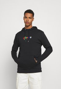 Ellesse - BAZ OH HOODY - Sweatshirt - black - 0