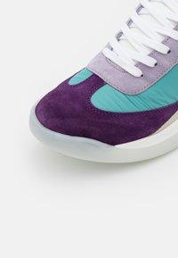 Sportmax - CUPIDO - Sneakers laag - verde acqua - 4