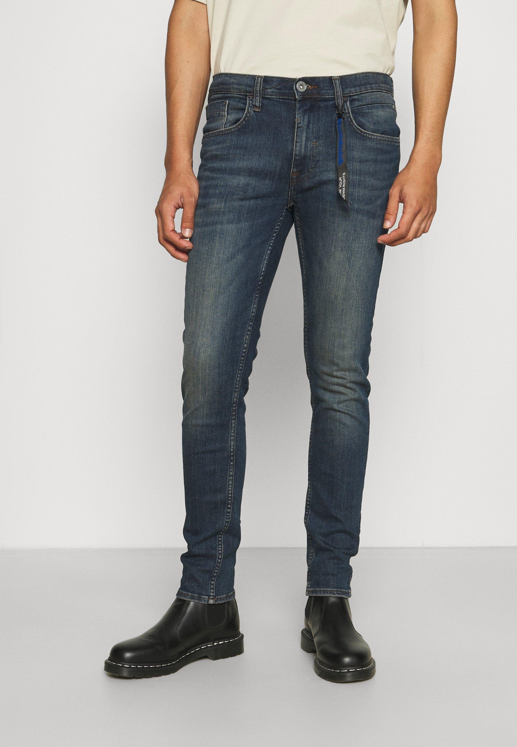Men JET FIT MULITFLEX - Slim fit jeans