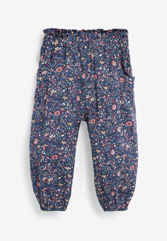 PULL-ON - Trousers - dark blue