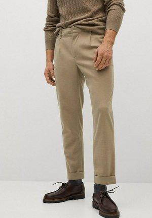 SIRHAN - Trousers - beige