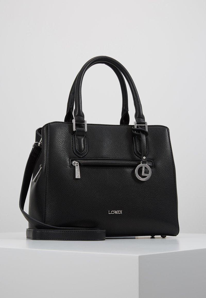 L. CREDI - ELECTRA - Handbag - schwarz