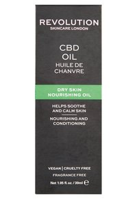 Revolution Skincare - CBD OIL - Serum - - - 1
