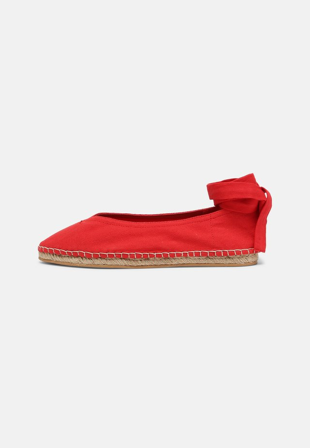 ADDISON - Espadrilles - orange