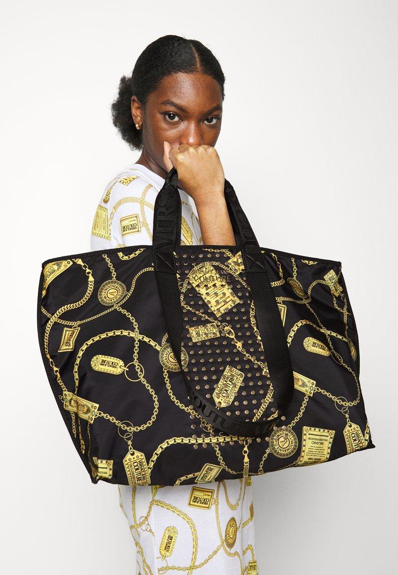 Versace Jeans Couture - Velká kabelka - black