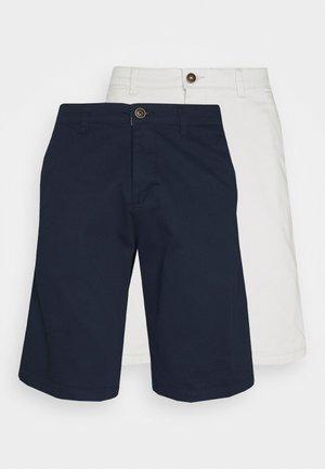 JJIDAVE 2 PACK - Shorts - glacier gray
