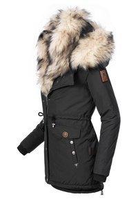 Navahoo - SWEETY - Winter coat - black - 2