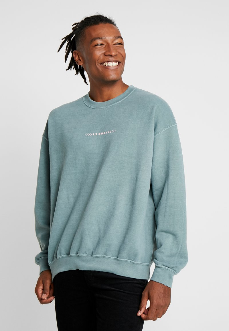 Topman - Sweatshirts - green