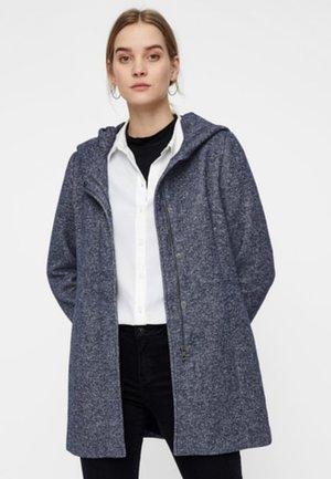 NOOS - Short coat - dark blue